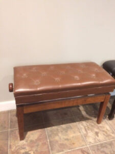 Piano Bench Clearance