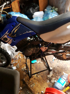 125 cc Yamaha TTR with papers
