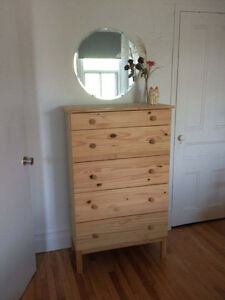 Ikea TARVA commode à 5 tiroirs / 5-drawer chest