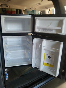 Brand new two doors bar fridge with freez