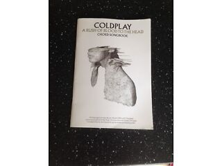 Coldplay a rush of blood to the head chord songbook