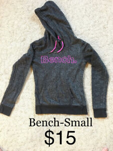Bench Hoodie- Small
