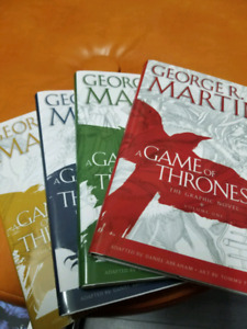 Game of thrones the graphic novel