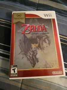 Nintendo Wii - Zelda Twilight Princess