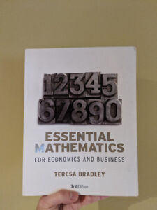 Essential Mathematics for Economics and Business 3rd Edition