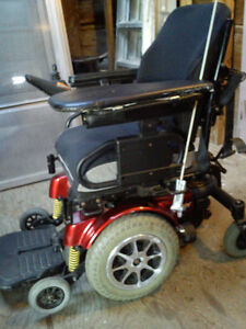 NEW Condition HEAVY Duty Jazzy 1121 Power Wheel Chair Gatineau Ottawa / Gatineau Area image 3