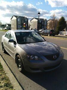 Mazda 3 2004 gris