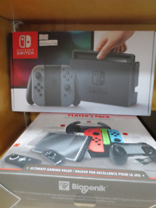 Nintendo Switch w/ Accessory Bundle