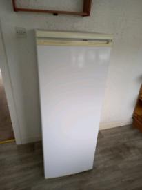 Upright large fridge