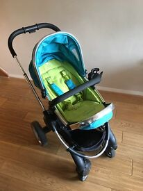 ICandy Peach Buggy -great condition with extras