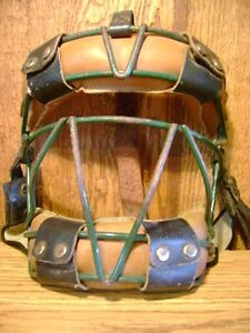 Vintage Baseball Catchers Mask  (VIEW OTHER ADS)