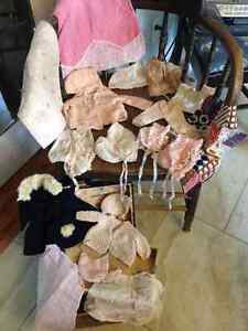 Antique doll clothes and trunk London Ontario image 1