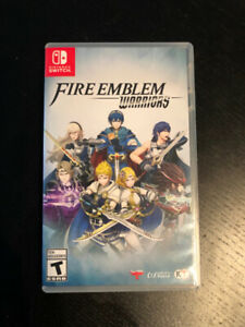 Used Switch Game-Fire of Emblem