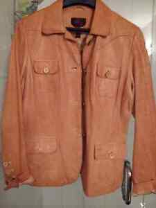 6 Beautiiful Leather Jackets, 2 Jean Jackets Kitchener / Waterloo Kitchener Area image 2