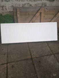 Free - Double radiator 1760mm long - quick sale