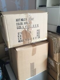 STRONG MOVING BOXES
