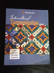 Fanshawe COMM-7018 - Intercultural Communication (14th Edition)