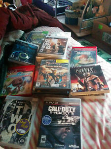 3 PS2 games