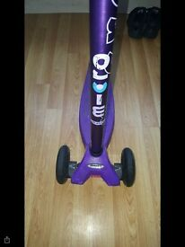 Maxi micro scooter *Great condition*can deliver