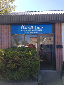 Kurdi Auto Mechanic. Repair Service All Makes and Models