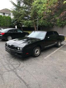 Monte Carlo SS Chevrolet 1985