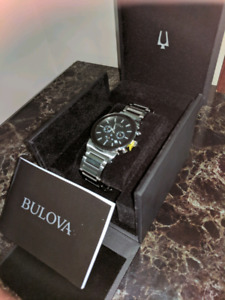 Bulova mens watch New