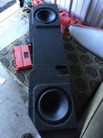 Subs and amp for ram 1500