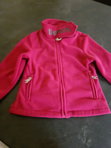 4T/5T Girls Fleece sweaters and vest