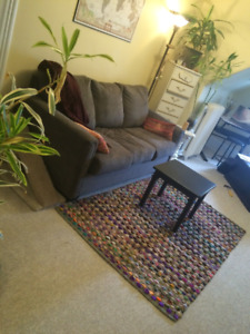 Beautiful area rug, $60.00