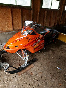 Trade sled for dirt bike!