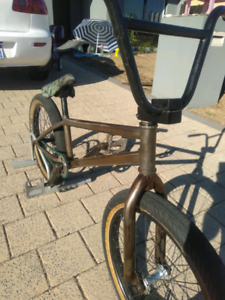 Total Killabee Custom Bmx Bicycle Parts And Accessories Gumtree