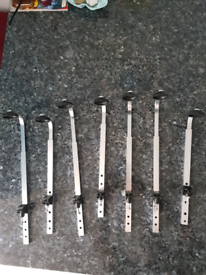 Bar optic brackets x7
