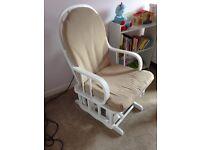 Rocking nursery chair