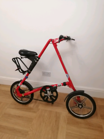 Folding bike Strida bicycle copy