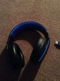 PS4 wireless Bluetooth headphones