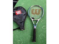 Wilson Europa Tour Tennis Racket