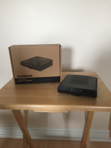 Thomson Cable Modem!