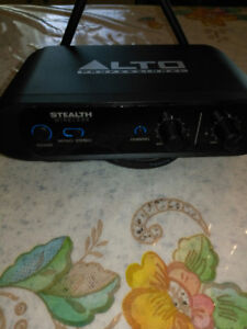 ALTO PROFESSIONAL STEALTH WIRELESS SYSTEM .... $ 475.00