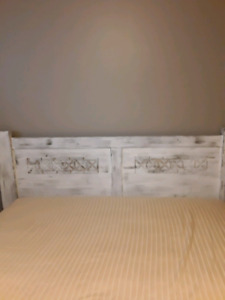 Farmhouse Shabby Queen Bedroom set