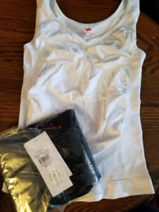 maternity support leggings and top