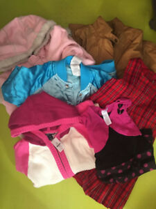Assorted Girl clothes sz. 4-6