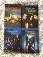 Vampire Diaries DVD Seasons 1-4