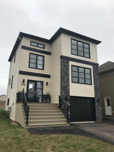 ***Modern single-family home – Moncton North***