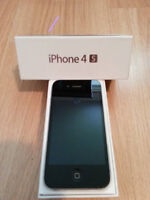 Black 16GB iPhone 4s - Bell/Virgin - ONLY $120!