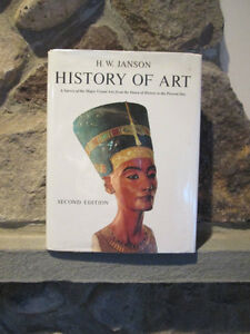 History of Art by H. W. Janson, Second Edition