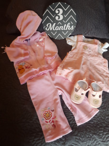 3 Month Whinny The Poo baby clothes