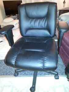 Five wheel office chair for sale