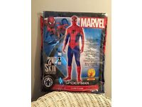 marvel 2nd skin spiderman morph suit. brand new. adult size L