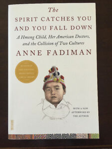 The Spirit Catches You and You Fall Down by Ann Fadiman