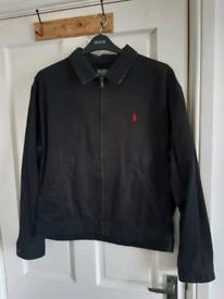 Large Polo Ralph Lauren Harrington Jacket